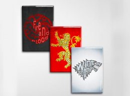 Game of Thrones Art Magnet Set