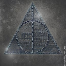 The Deathly Hallows Part 1 20x30""